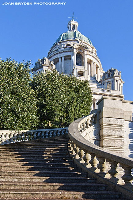 Ashton Memorial, Lancaster, Lancashire lovely place to go with a farm and butterfly house