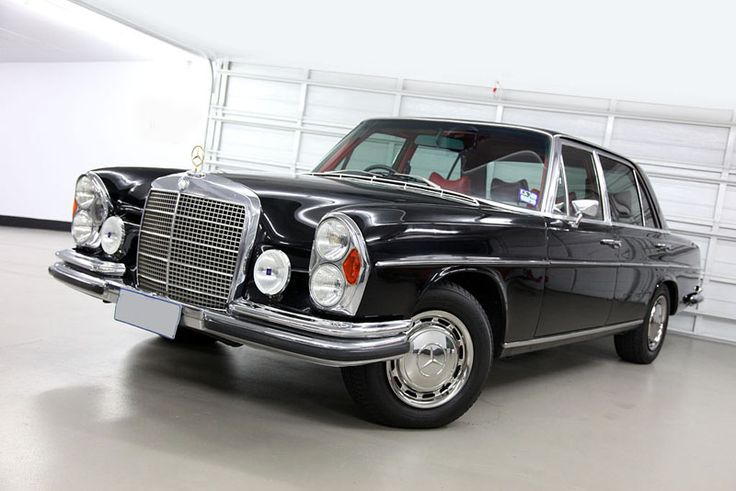 Mercedes 300SEL 6.3 pics: The first car I drove, with the complicity of our chauffeur at the school grounds (D. Bosco Salesian College in Lourenço Marques) when I was 14 (1974), when he picked me up at lunchtime!