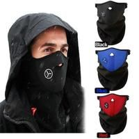 Fashion Korean Style Outdoor Ski Snowboard Motorcycle Bicycle Fishing Winter Sport Anti Cold Face Mask Neck Paintball Warmer Warm