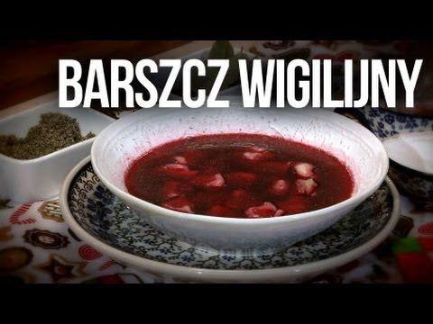Jak przygotować Czerwony Barszcz na Wigilię | Jakub Kuroń Gotuje