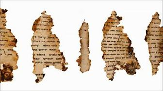 dead sea scrolls - YouTube