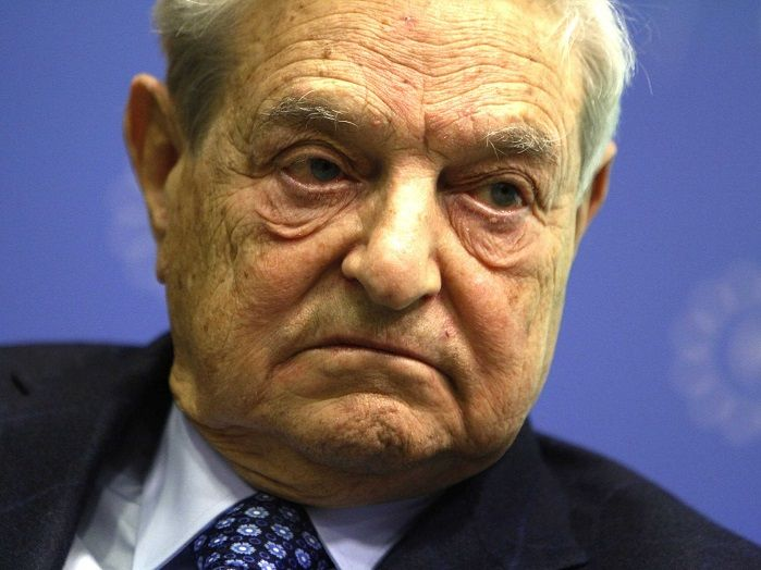 """Képtalálat a következőre: """"George Soros attacks 'hate-mongering' of Viktor Orban's Hungary"""""""