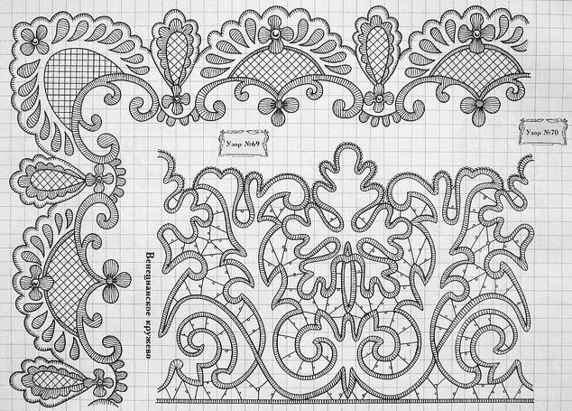 Gallery.ru / Фото #135 - Richelieu scheme - GWD