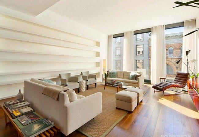 Наскоро открих, че апартаментът на известната латино звезда Рики Мартин е обявен за продан. Това ме наведе на мисълта, че за вас ще е интересно да го разгледате и реших да напиша тази статия. Жилището се намира в Гринуич вилидж – квартал в западната част наМанхатън-Ню Йорк,а цената му е 8.3 милиона долара ( Уау [&hellip