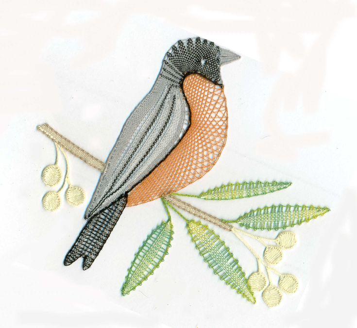 Ručně paličkovaná krajka od Jany Štefkové - Řemeslné výrobky - Orlické hory a…