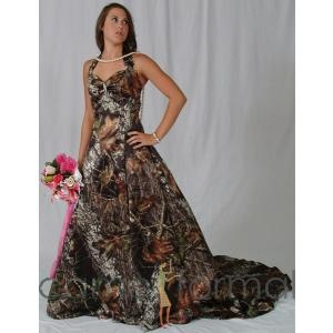 Camo Wedding Dress: Camo Dresses, Wedding Dressses, Bridesmaid Dresses, Dreams Wedding Dresses, Weddings, Wedding Gowns, Prom Dress, Mossy Oak, Camo Wedding Dresses
