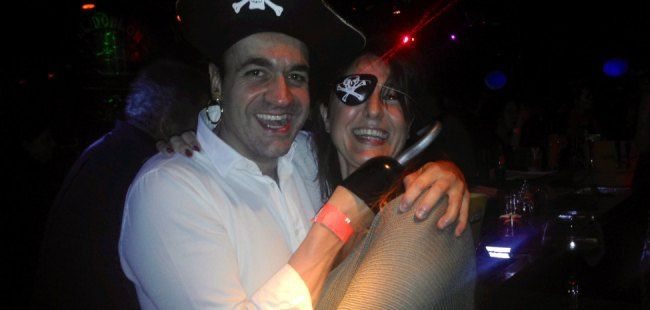 """¡Soltero pirata a la vista!: """"Hago locuras por amor"""""""