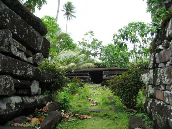The very pinnacle of my travel wish list. Ruins of Nan Madol, Pohnpei, Micronesia