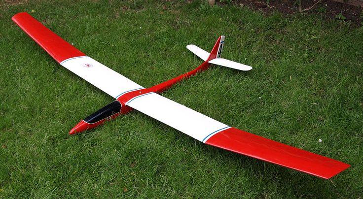 Radio-controlled glider - Wikipedia