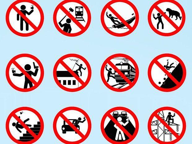 The Russian Selfie Guide