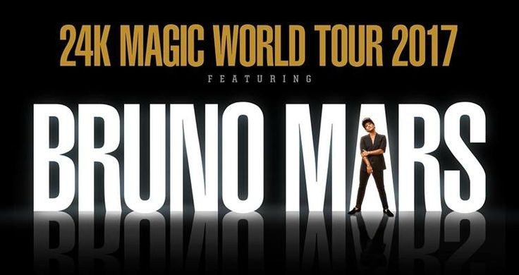 Image result for bruno mars tickets