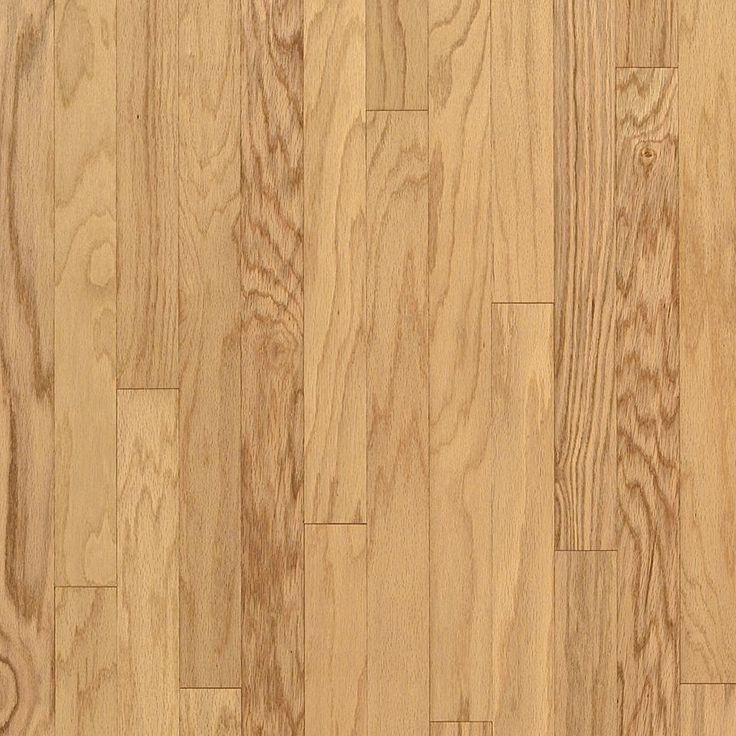 "Bruce Flooring Turlington 3"" Engineered Red Oak Hardwood Flooring in Natural"