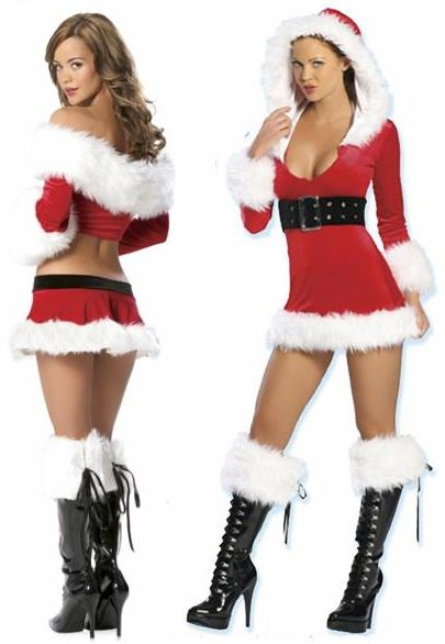 Christmas Sexy Outfit Women. I could find a use for this lol | Holiday  costumes | Pinterest | Christmas, Beautiful christmas and Sexy outfits - Christmas Sexy Outfit Women. I Could Find A Use For This Lol