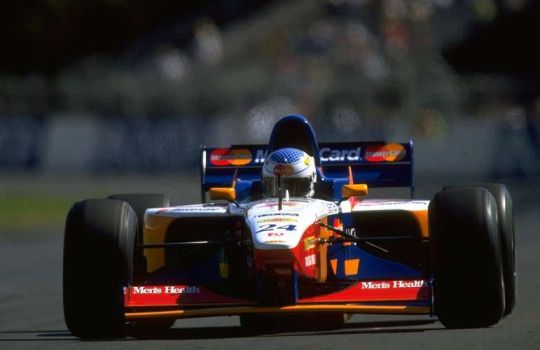 Vincenzo Sospiri Lola - Ford 1997