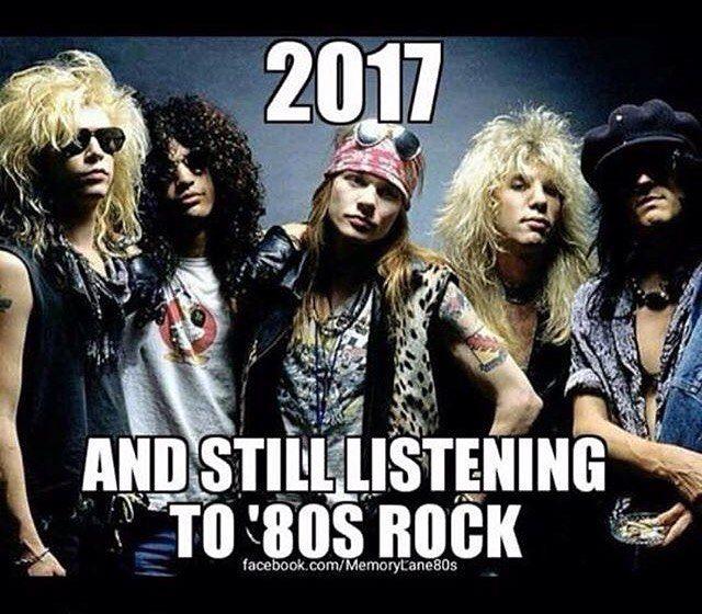 The story of my life❤️---What's your favorite GnR song? Mine is Welcome To The Jungle probably bc I've been listening to that song ever since I was little #slash #stevenadler #axlrose #duffmakagan #izzystradlin #gunsnroses #gnr #stevenpopcornadler #wheresizzy #hardrock #rock #80s #the80swerebetter