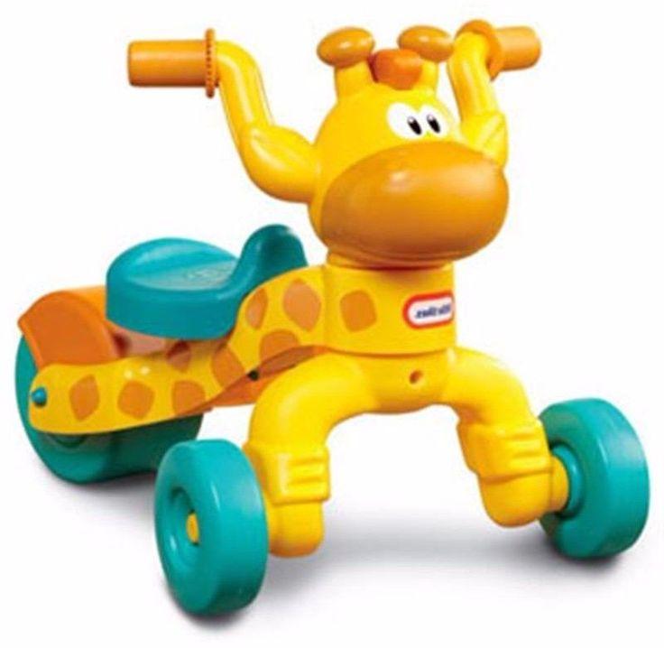Little Tikes Go And Grow Lil Rollin Giraffe