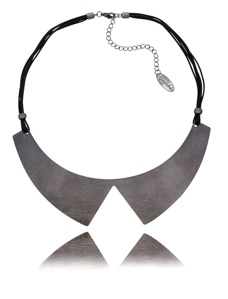 #ByDziubeka #naszynik #necklace #black #jewelry