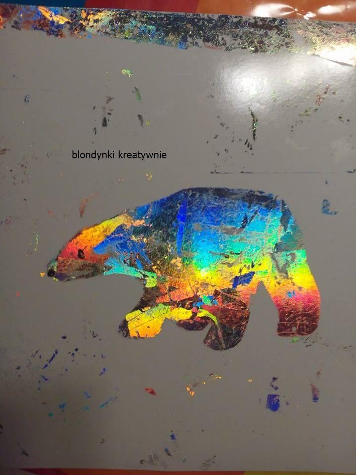 NIEDŹWIEDŹ POLARNY   pace plastyczne    Dziś dzień wiedzy o Niedźwiedziu polarnym wiec jeden post to za mało by pokazać co nam sięuzbie...