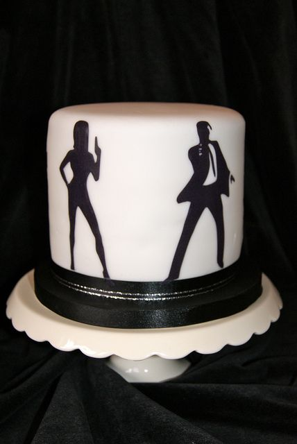 Best 25 James Bond Cake Ideas That You Will Like On