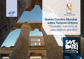 Diario Vallevirtual: Luxor acoge la quinta Cumbre Mundial de la OMT sob...