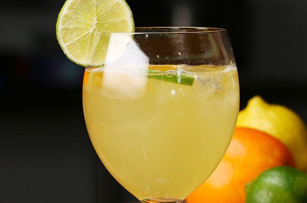 Citrus Tequila Sangria With Kaitlin Olson #TastyHappyHour