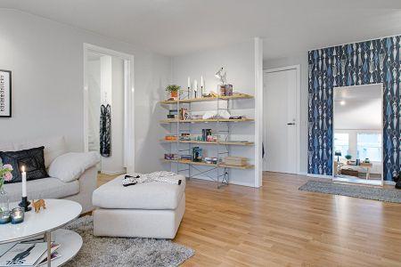 fehér Funkcionális kanapén BÚTOR Ikea Bútorok éS a Skandináv STILUS Skandináv dizájn Skandináv Északi elosztó belsőépítészet díszí penthouse ...