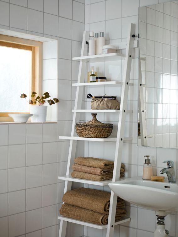 Kosten Totale Badkamer ~ Badkamermeubel Van Ikea Hout in de badkamer natuur lijk ikea family