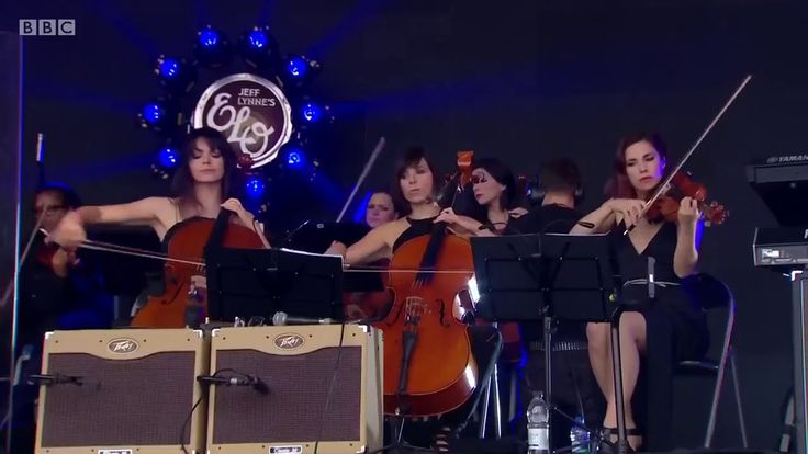 Roll Over Beethoven Jeff Lynne's ELO Live with Rosie Langley and Amy Lan...