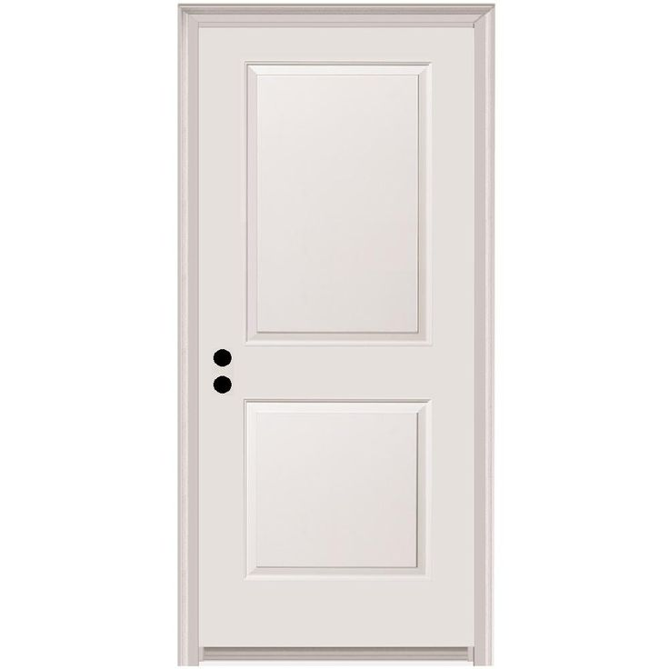 Boston 2 Panel Square Top White Primed With Raised Moulding 1 3 4 Doors Interior Solid Core Interior Doors Double Doors Interior