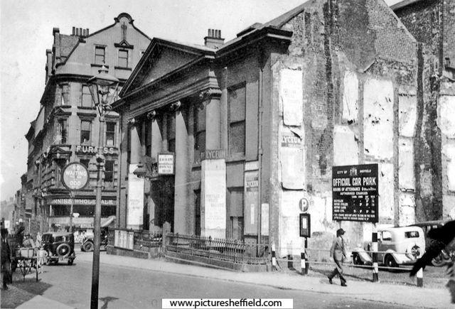Norfolk Street Assembly Rooms Sheffield #sheffield