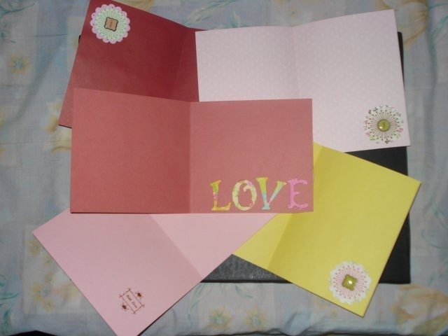 Card set for a friend...