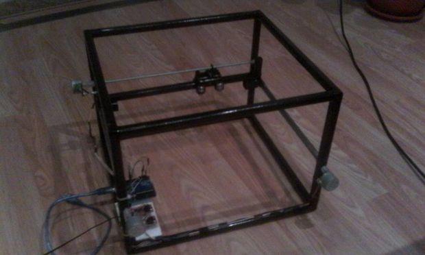 Picture of Diy Arduino Laser Engraver
