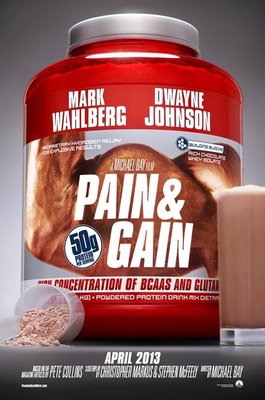 Pain & Gain poster: Teasers Posters, Movie Posters, Michaelbay, Picture-Black Posters, Dwayne Johnson, Pump, Michael Bays, Mark Wahlberg, Rocks