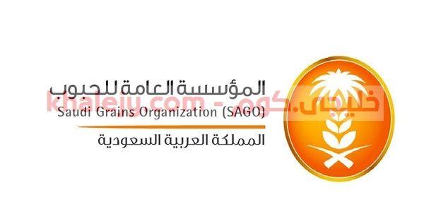المؤسسة العامة للحبوب كانت ت سمى المؤسسة العامة لصوامع الغلال ومطاحن الدقيق هي مؤسسة سعودية حكومية يقوم عملها على تحقيق التنمية الاقتصادية وتوفير ا Organization