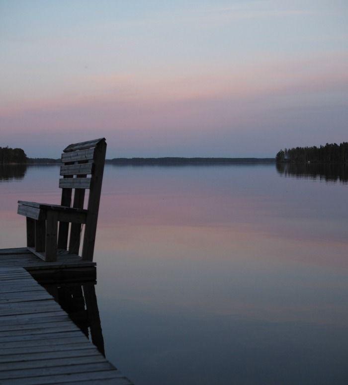 Konnevesi, Finland / Onnistain on puolet sinun