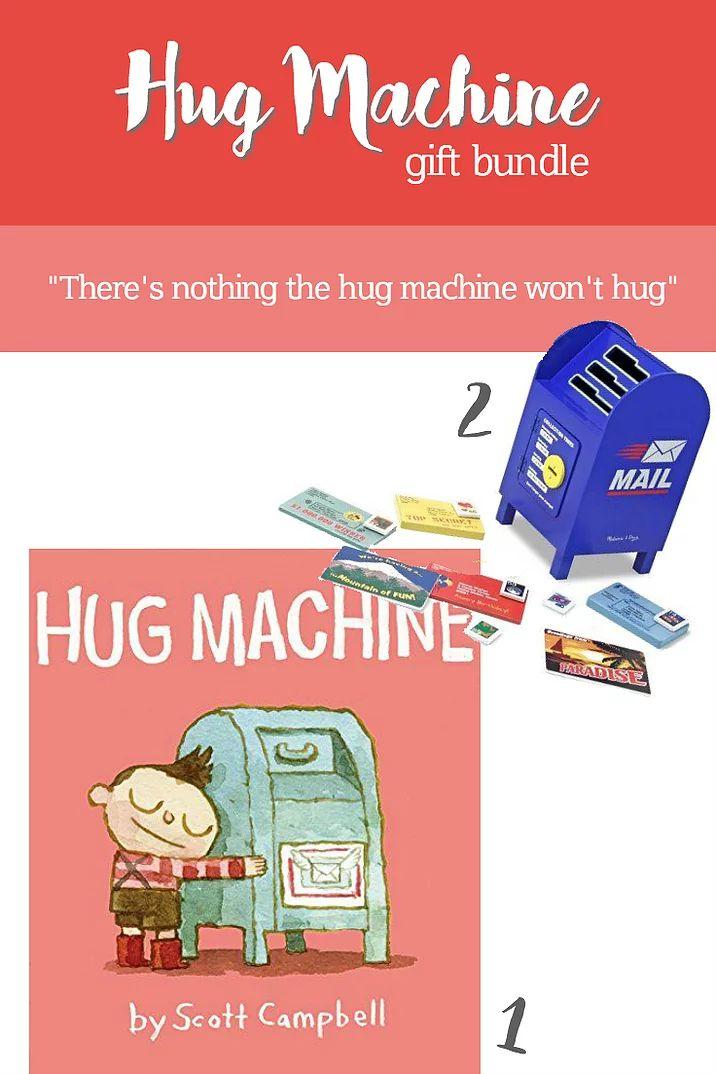 hug machine autism