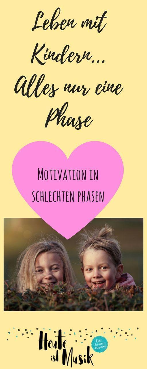 Motivation in schlechten Phasen