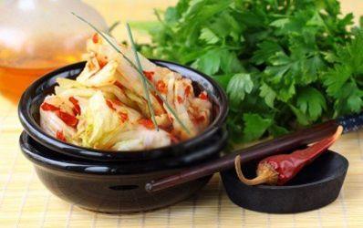 Superzdravý salát kimchi - recept | IN-MAGAZÍN