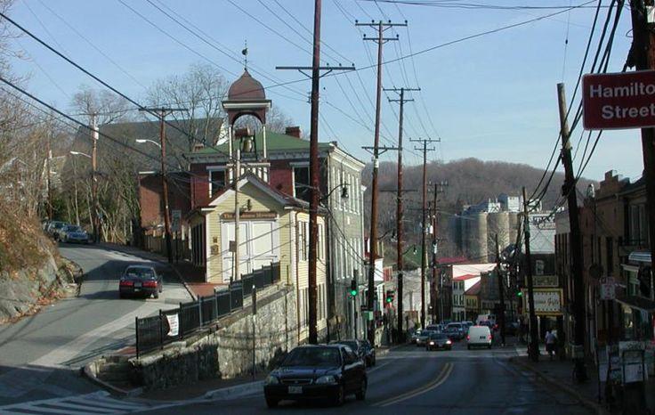 Tourism Attractions Historic Ellicott City Md Autos Post