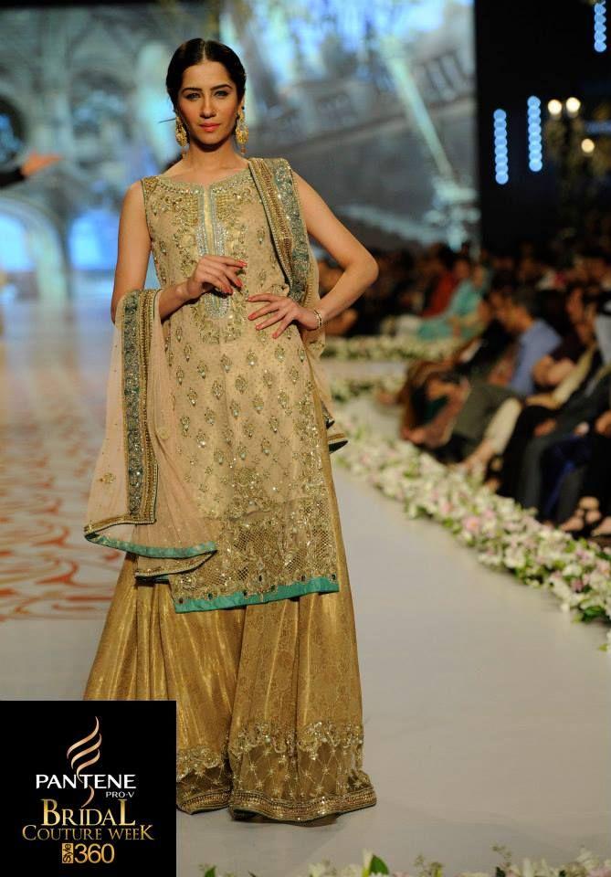 Pantene Bridal Couture Week 2014 Pakistan