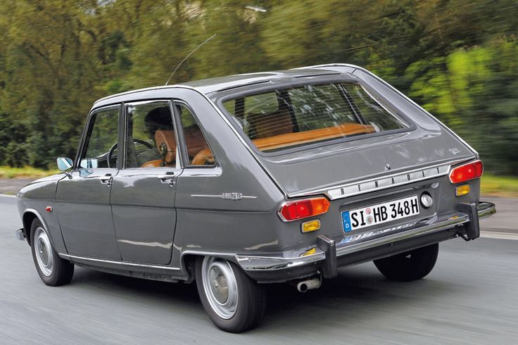 Renault 16 TL phase1 1967