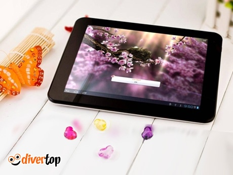 Tablet Android 9.7'' ACHO Dual Core 1,6GHz IPS 3D