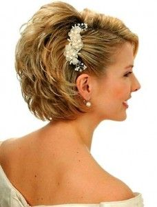 Awesome 1000 Ideas About Short Wedding Hairstyles On Pinterest Short Hairstyles For Men Maxibearus