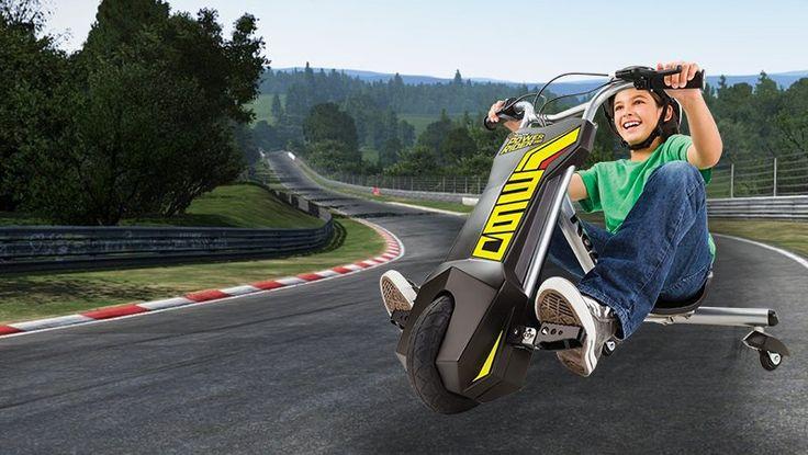 Razor PowerRider 360 el triciclo para drift