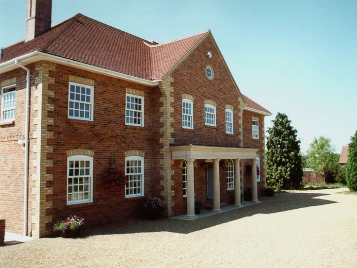 rectory house designdream. beautiful ideas. Home Design Ideas