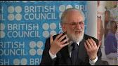 David Crystal - Will English always be a global language? GOD VIDEO!