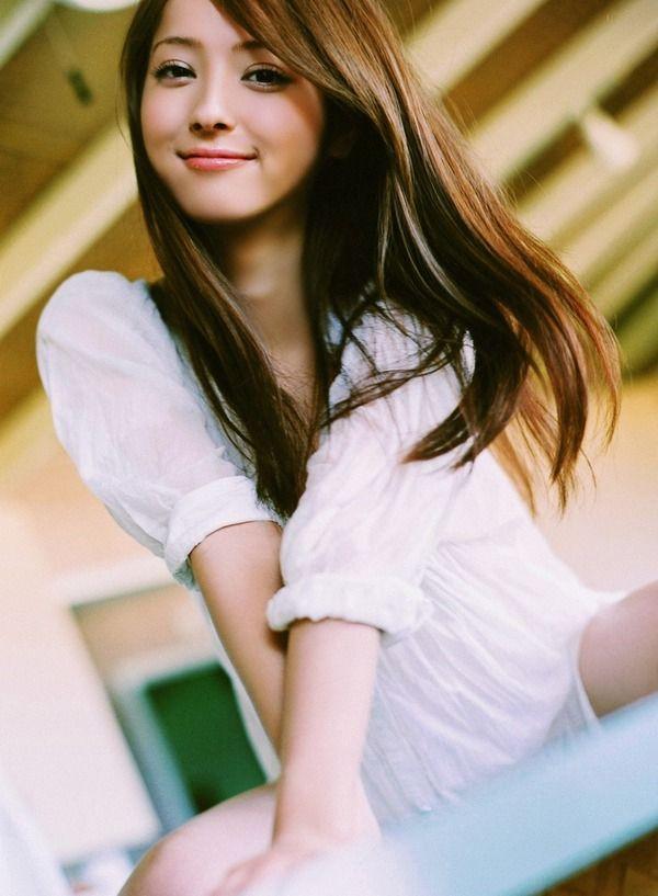 Actually, she is beautiful! - Nozomi Sasaki