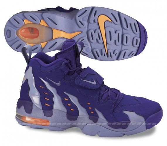 Nike Air DT Max 96 Court Purple Atomic Orange