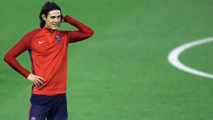 Cavani: Real Madrid match will be 'very special'