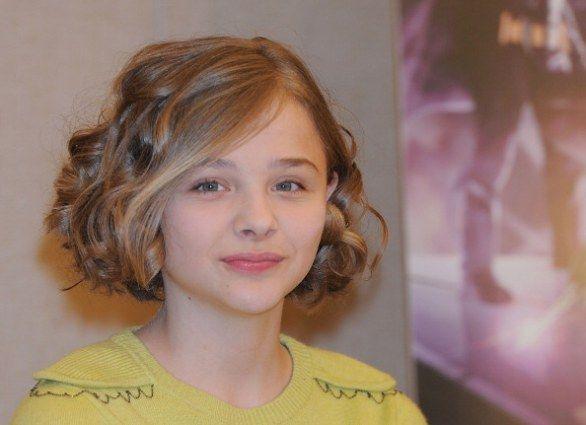Hair Ideas For Short Hair Pinterest: 10 Cute Ideas Of Curly Hairstyles For Little Girls